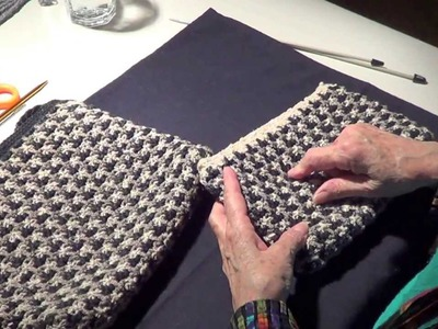 Knitted Handbags | Quick Holiday Knitting Project