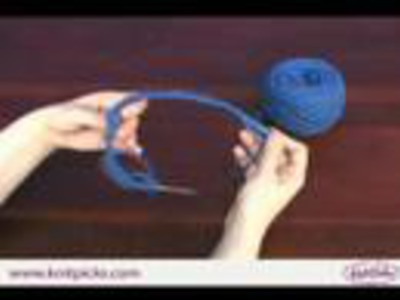 Knitting in the Round - Fixed Circular Needle