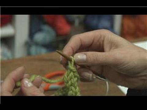 Knitting Tips : How to Cast Off in Knitting