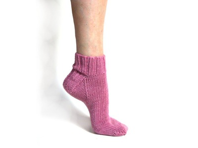 Learn to Knit Magic Loop Socks - Part 1