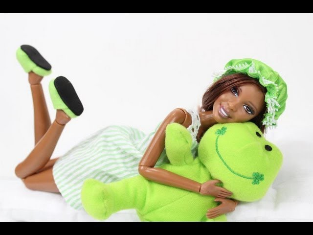 My Froggy Stuff YouTube Commercial  Plus Quick Craft : How to Make a Doll Tablet