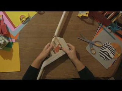 Paper Craft Projects : How to Make a Paper Sword