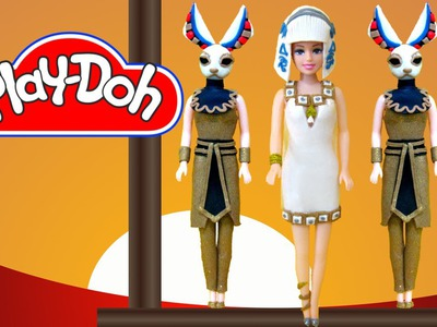 Play Doh Katy Perry Dark Horse Doll Inspired  Costumes Play-Doh Craft N Toys