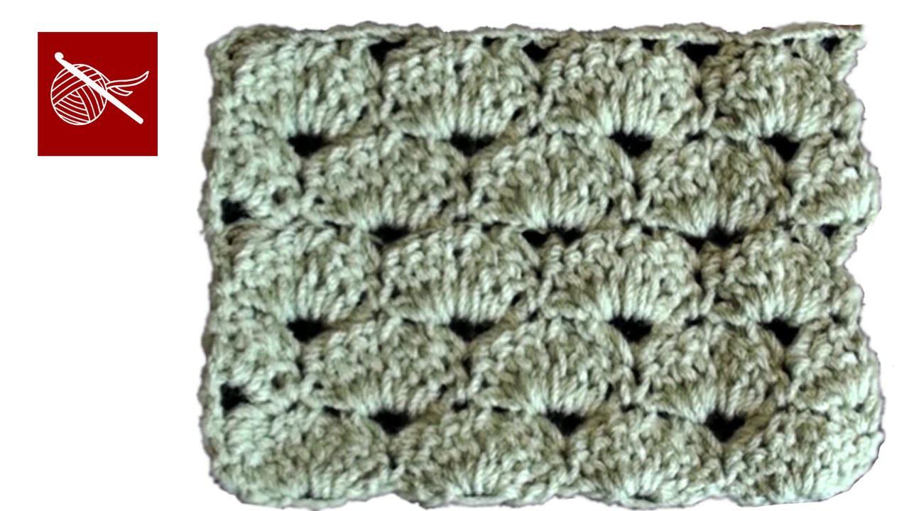 Sea Mist Stitch Baby Blanket, Shawl, Scarf Crochet Geek