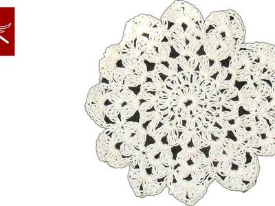 Simply Elegant Crochet Lace Motif & Needle Case Crochet Geek