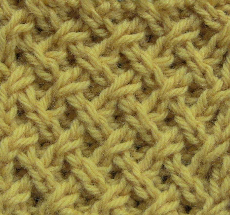 Tight Lattice Stitch