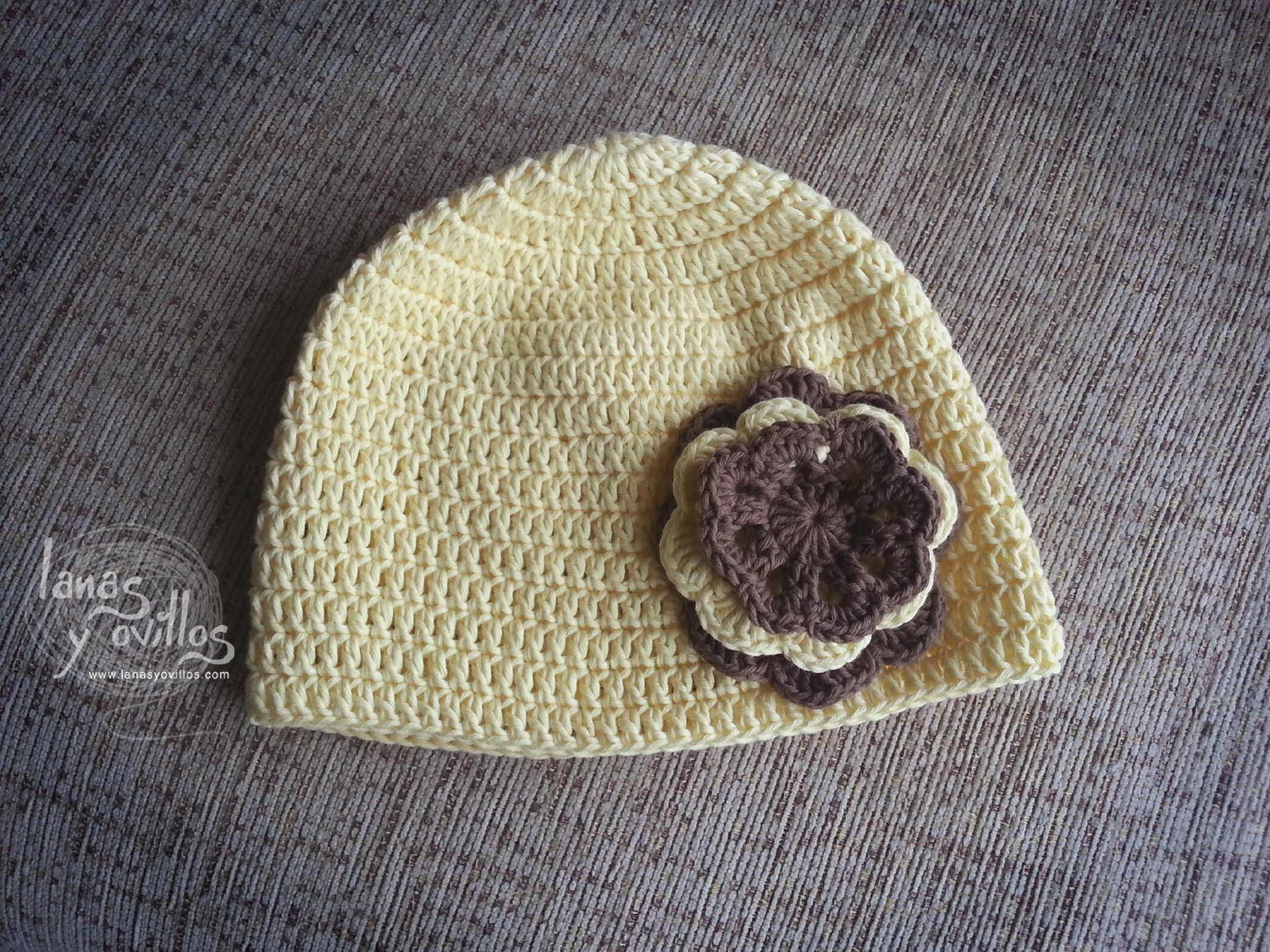 Tutorial Gorro Crochet o Ganchillo Fácil Paso a Paso (English subtitles)