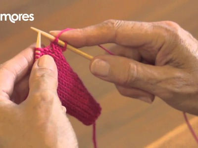 Yarn Forward (YFWD) - Deramores Knitting Tutorial