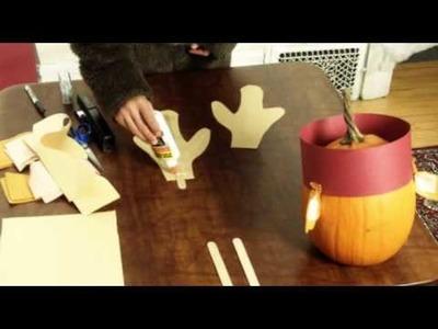 Bou's Halloween: DIY endangered species costume