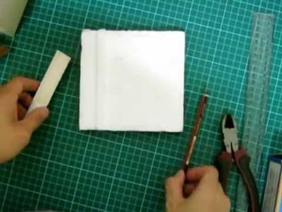 DIY How to make a Aquarium Lighting, LED night light