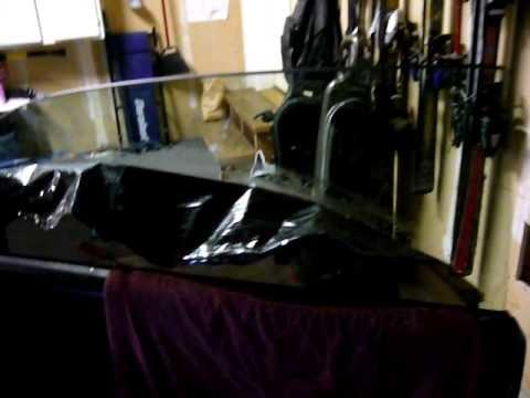 DIY: How to remove window tint