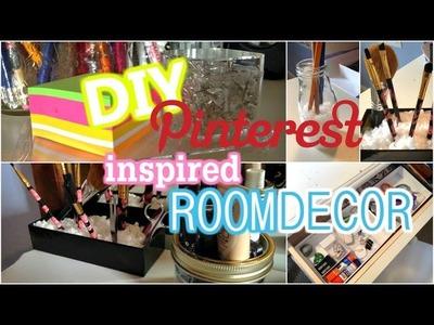 DIY Pinterest Decor | Easy Upcycled Ideas!