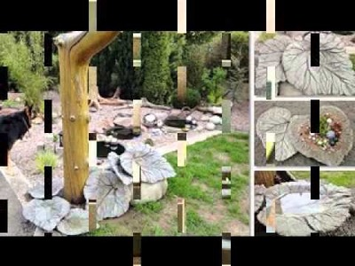 Easy DIY concrete projects ideas