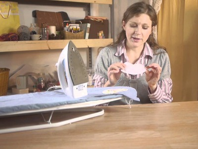 How Does Paper-Backed Fusible Webbing Work? : DIY Crafting