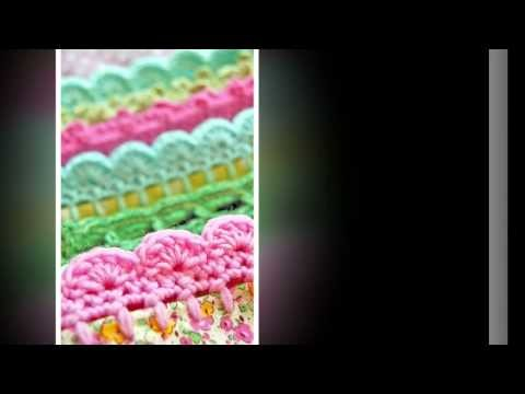 How to do different types of crochet stitches