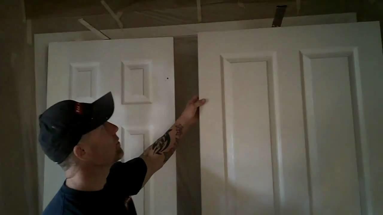 How To Spray Interior Trim & Doors.  Painting Doors & Trim.