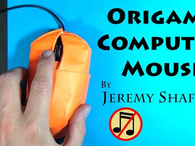 Origami Computer Mouse (no music)