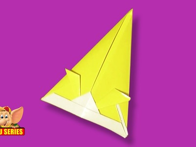 Origami - Let's make a Joker Cap