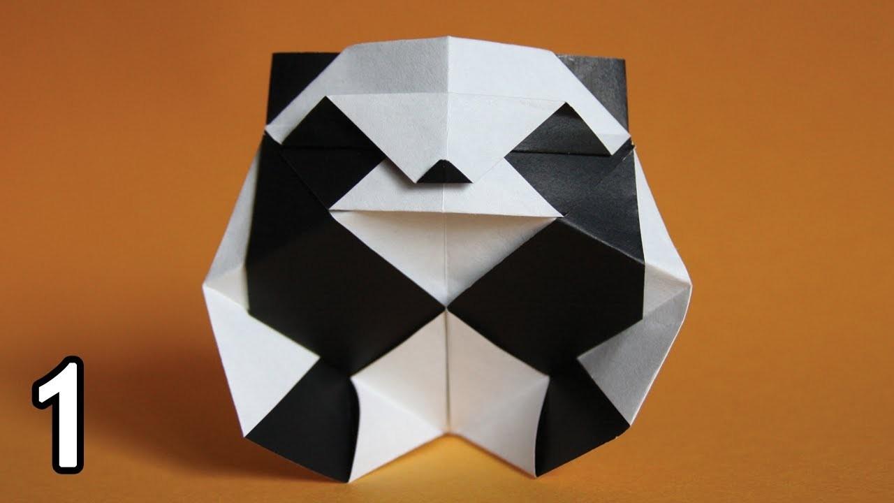 Origami Panda (Román Díaz) - Part 1
