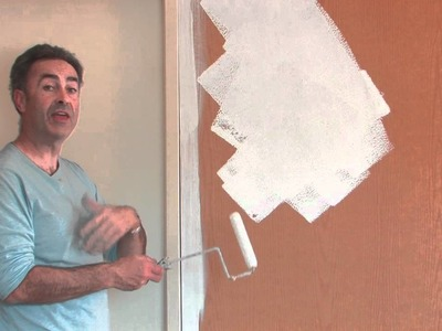 Painting Help Around the House : How To Paint Over Paneling