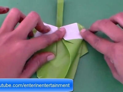 Paper Basket - How to Papercraft Origami