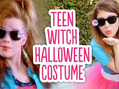 Teen Witch Costume - My Halloween Costume 2014!