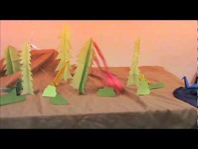 The Next Step in Evolution (Origami Style)