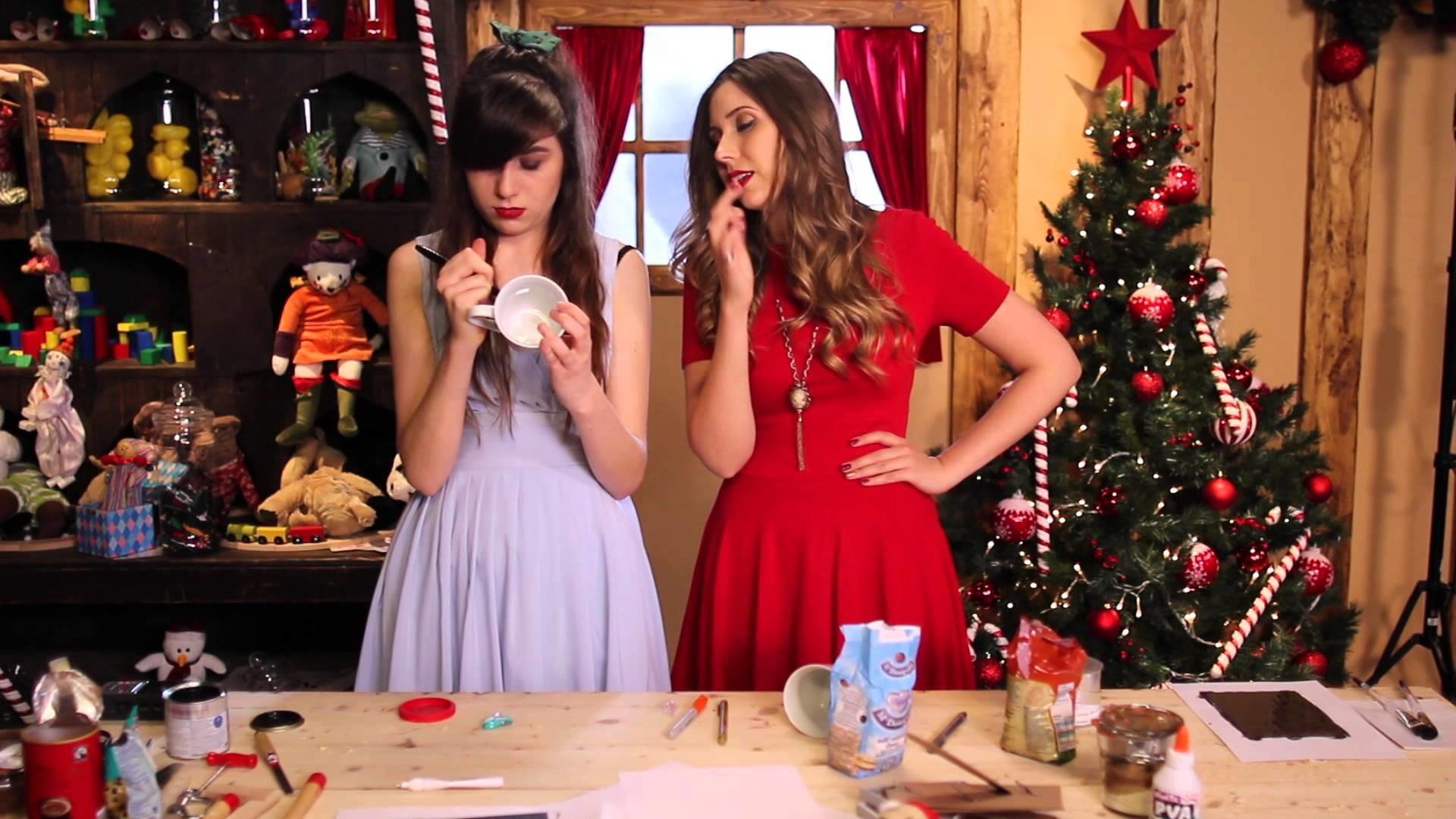 CHRISTMAS DIY WITH HAZEL