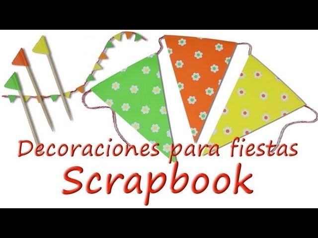 Como Hacer Decoraciones para Fiestas y Cumpleaños DIY *Party Decorations* Pintura Facil