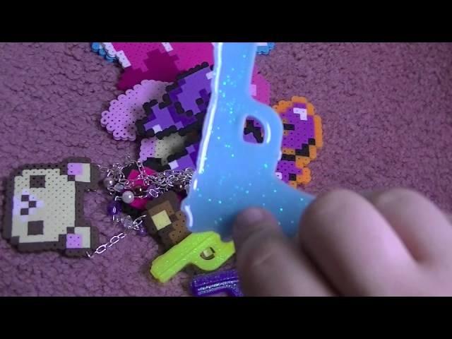 Craft Update #4 - Perler Beads and Resin