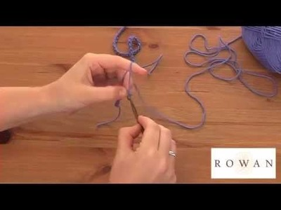 Crochet Tutorials - Chain and Slip Stitch