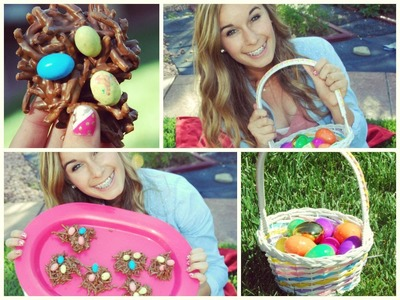 DIY Easter.Spring Treats & Gift Ideas + Giveaway!!! (Closed)