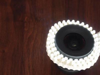 DIY LED Ring Light (Español)