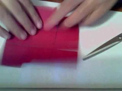 Easy steps DIY gift box