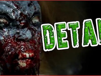 HauntVentures - Episode 12 - Adding more detail to distortions prop Creepy Cathy
