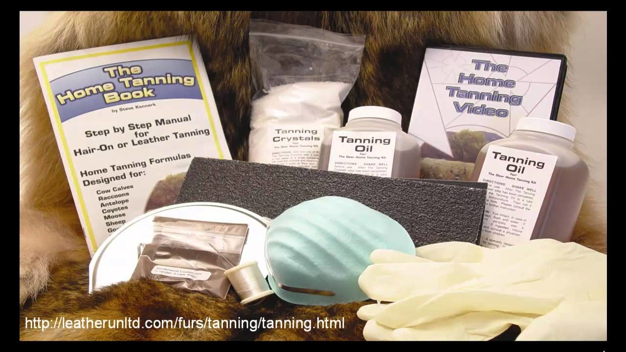 How to Make Something Valuable with you Deerskin Hides