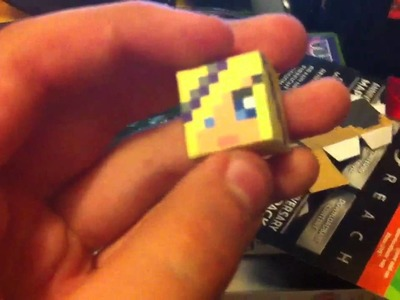 PaperCraft, AntVenom's face cut, grailmore heads