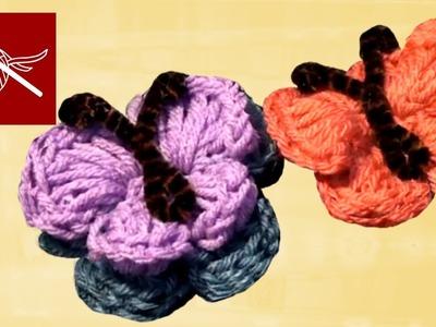 RADIANT CROCHET BUTTERFLY Crochet Geek