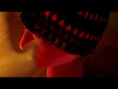 Streamer Crochet Hat (from Teresas Video)