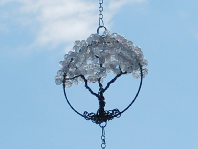 Triple Tree of Life Suncatcher Tutorial Part 1
