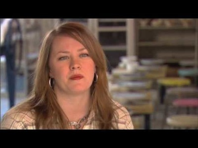 Ceramic artist Nikki Lewis talks about craft, clay, art, and being an artist