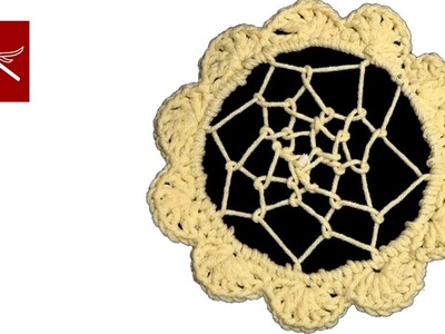 Crochet Dream Catcher Crochet Geek