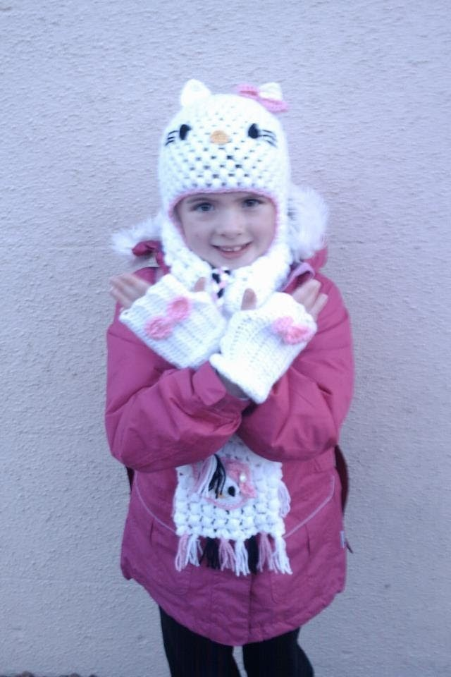Crochet headband bow bun holder gloves baby dress scarf hat cap|Fresh off tha hook