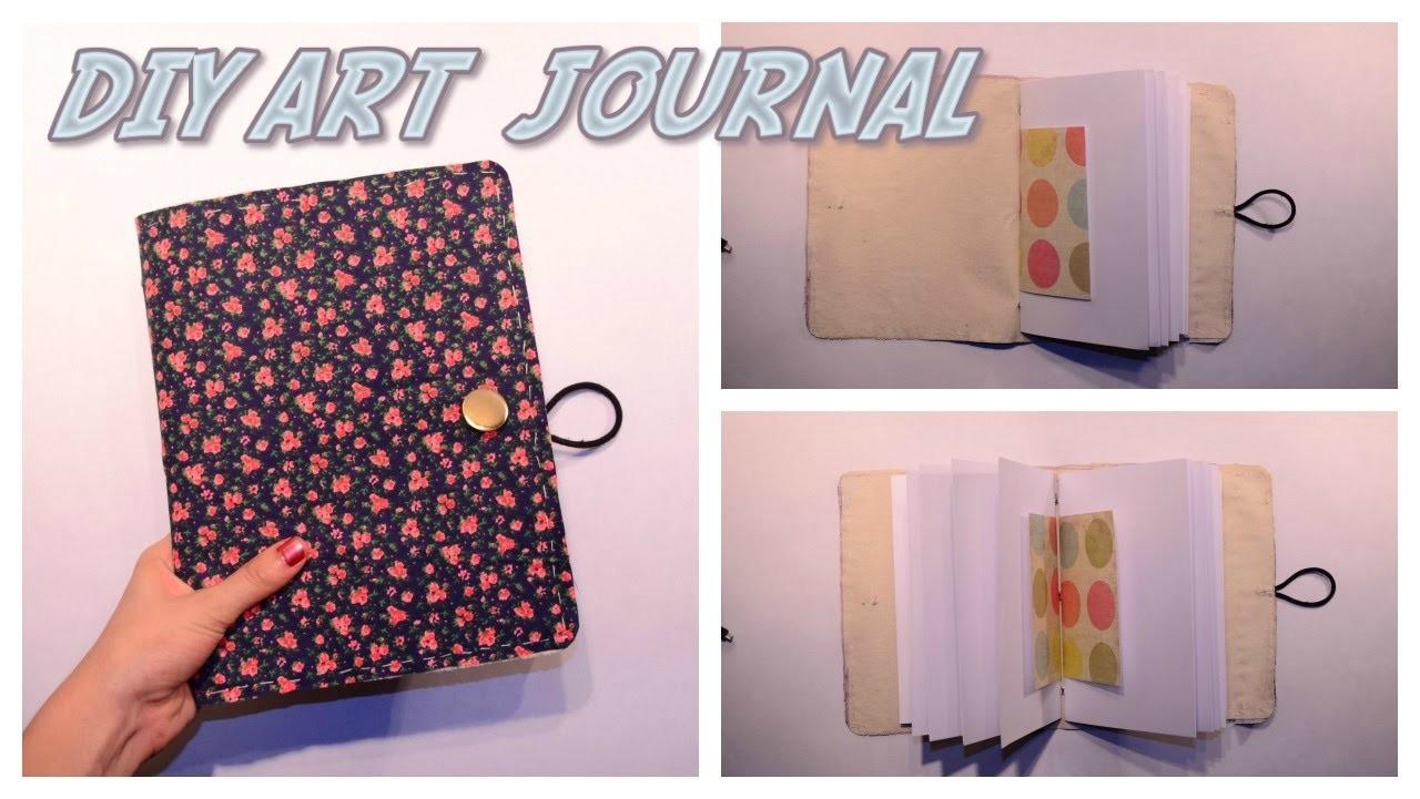 DIY Art Journal