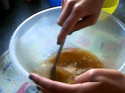 DIY how to make.  Shampoo!