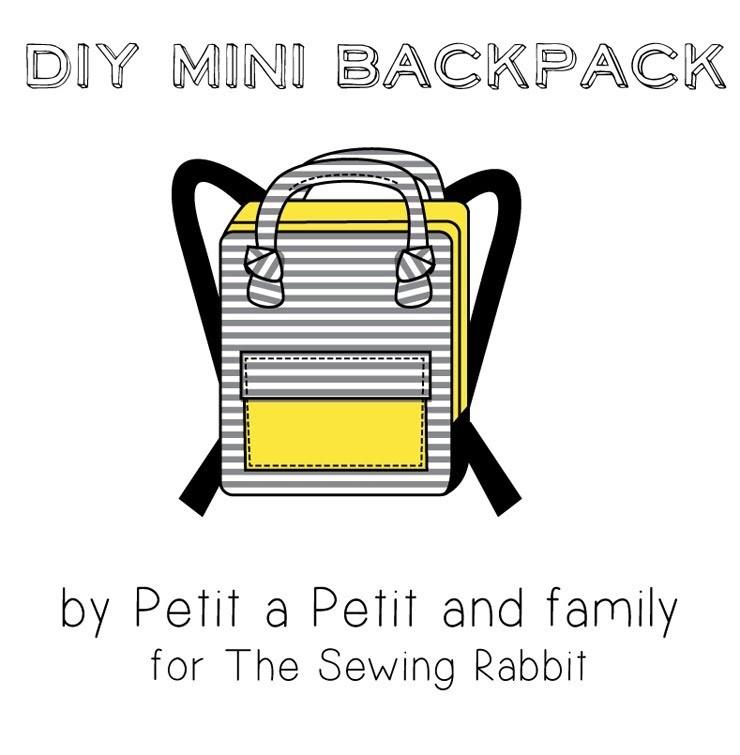 DIY Mini Backpack Tutorial