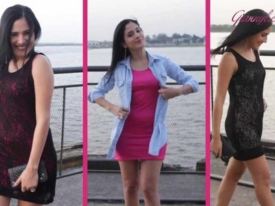DIY: One Dress, Three Looks