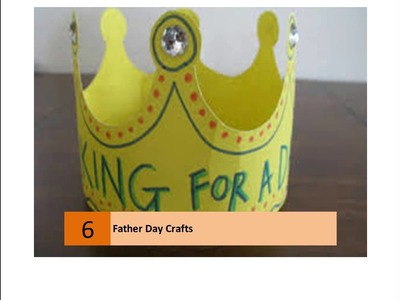 Father's Day Crafts - Danielle's Place of Crafts and Activities