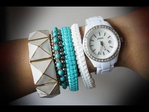 How to: DIY Cobra Braid Bracelet! (GIVEAWAY) - Charmaine Manansala