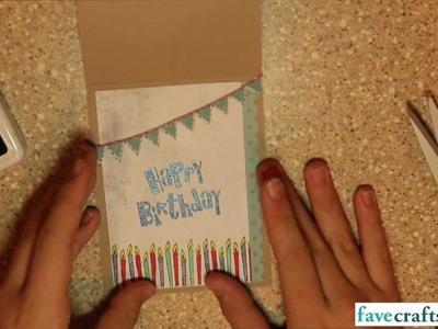 How to Make a DIY Birthday Card